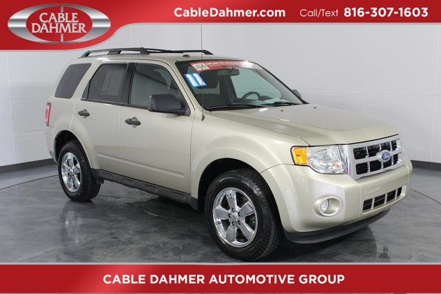 Certified Pre-Owned 2011 Ford Escape XLT