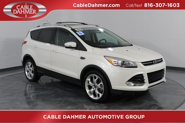 Certified Pre-Owned 2013 Ford Escape Titanium