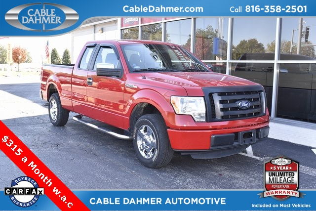Pre-Owned 2011 Ford F-150 XL