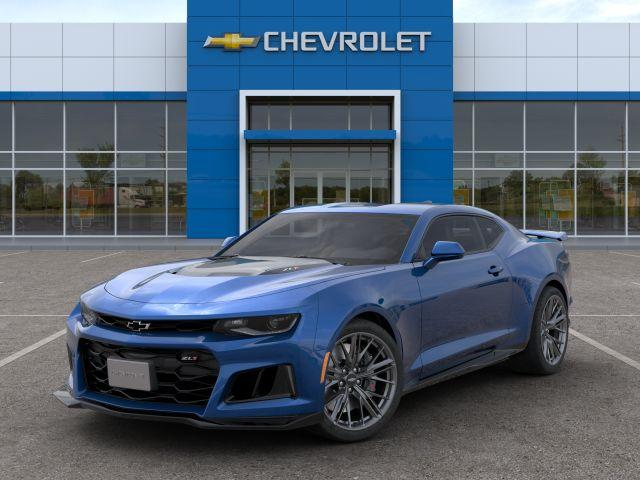 New 2019 Chevrolet Camaro Zl1 2d Coupe 95702 Cable Dahmer Auto Group
