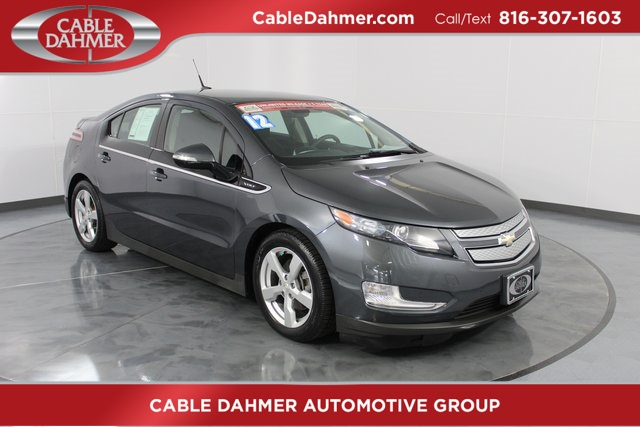 Certified Pre-Owned 2012 Chevrolet Volt Base