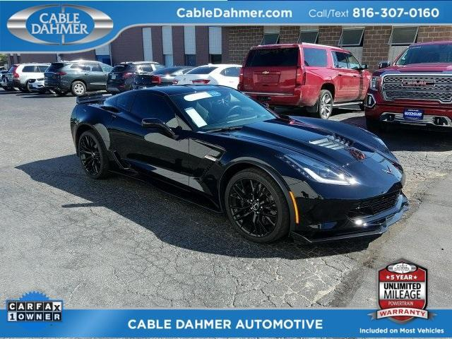 Certified Pre-Owned 2015 Chevrolet Corvette Z06 2LZ