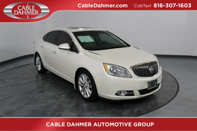 2014 Buick Verano Leather Group >> Pre Owned 2014 Buick Verano Leather Group Fwd 4d Sedan