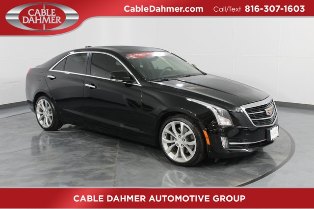 Certified Pre-Owned 2016 Cadillac ATS 2.0L Turbo Premium