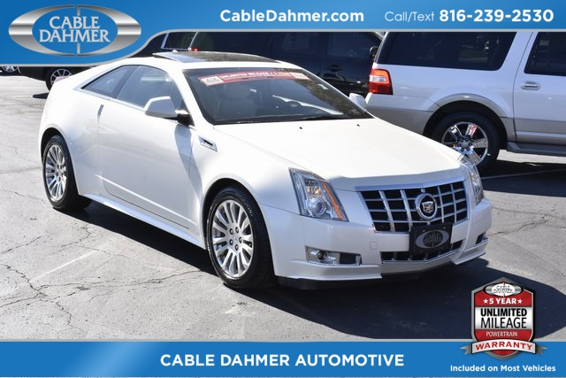 Pre-Owned 2014 Cadillac CTS Premium