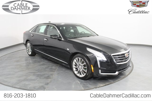 Certified Pre-Owned 2017 Cadillac CT6 3.6L Luxury