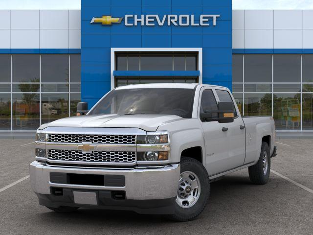 New 2019 Chevrolet Silverado 2500hd Work Truck 4d Crew Cab 96064