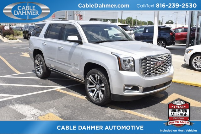 New 2018 GMC Yukon Denali