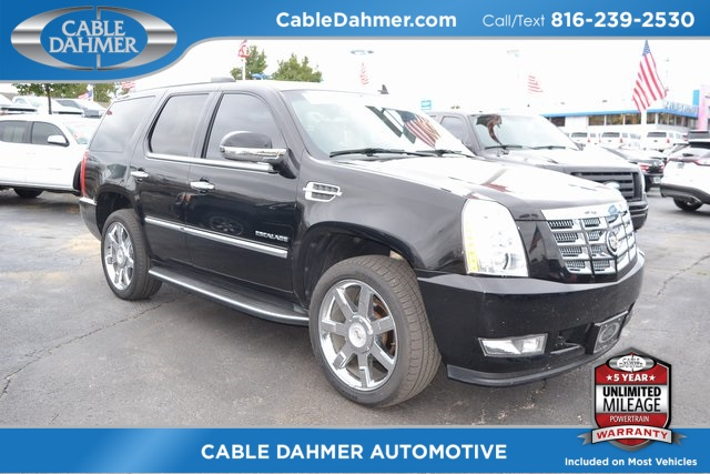 Pre-Owned 2011 Cadillac Escalade Luxury