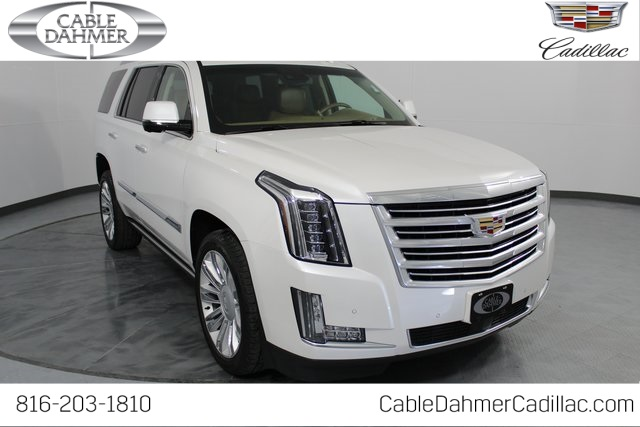 Certified Pre Owned 2016 Cadillac Escalade Platinum Edition