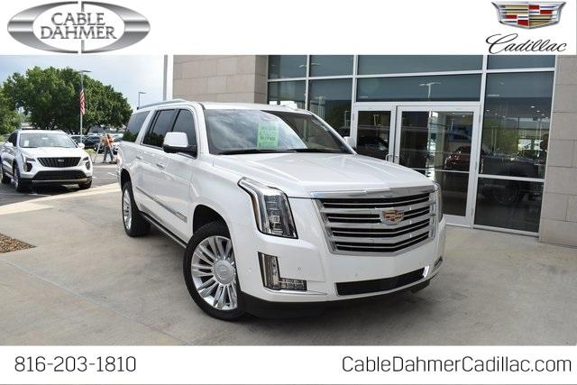 Certified Pre-Owned 2019 Cadillac Escalade ESV Platinum Edition