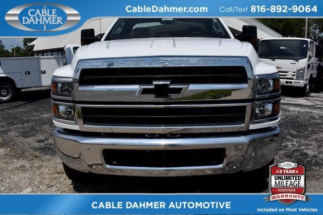 New 2019 Chevrolet Silverado Chassis Cab Medium Duty Regular Cab DRW 4x2