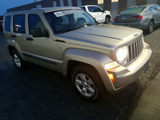 Certified Pre-Owned 2010 Jeep Liberty Sport