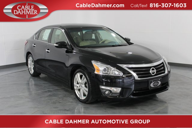 Certified Pre-Owned 2013 Nissan Altima 3.5 SL