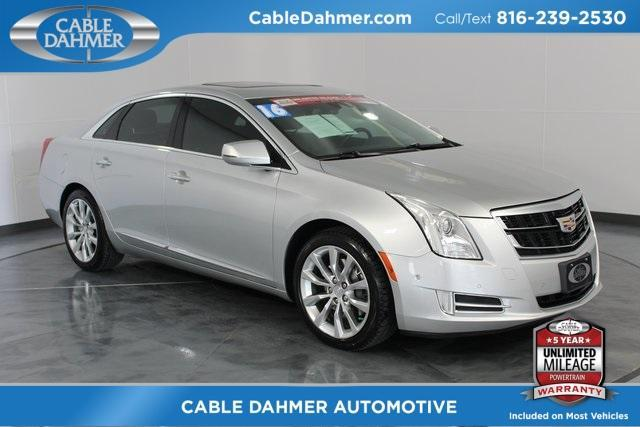 Pre Owned 2017 Cadillac Xts Luxury 4d Sedan Cp1311 Cable Dahmer