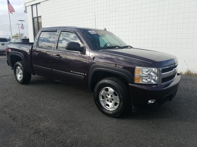 Certified Pre-Owned 2008 Chevrolet Silverado 1500 LTZ