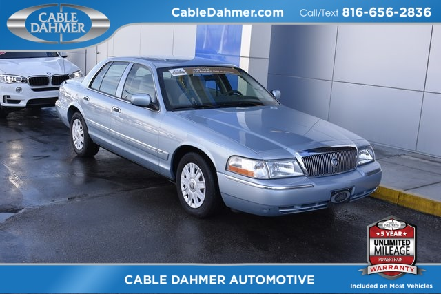 Pre-Owned 2005 Mercury Grand Marquis GS