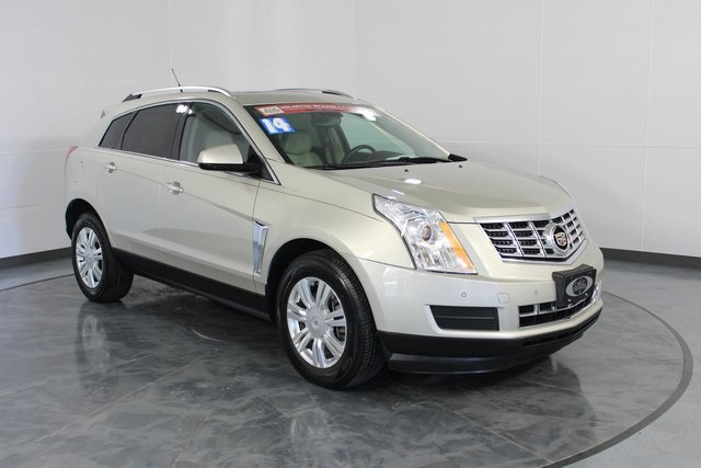 Certified Pre-Owned 2014 Cadillac SRX Luxury