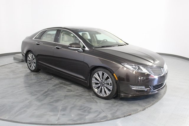 Pre Owned 2016 Lincoln Mkz Black Label