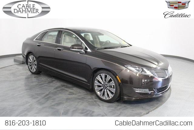 Pre-Owned 2016 LINCOLN MKZ Black Label