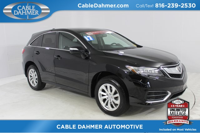 Certified Pre-Owned 2017 Acura RDX Base