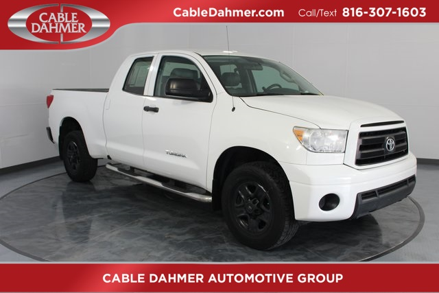 Certified Pre Owned 2010 Toyota Tundra Grade 4d Double Cab In
