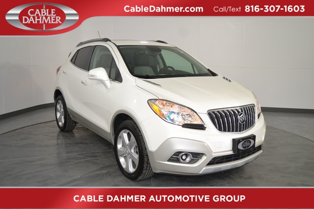 Pre Owned 2016 Buick Encore Leather 4d Sport Utility In Independence
