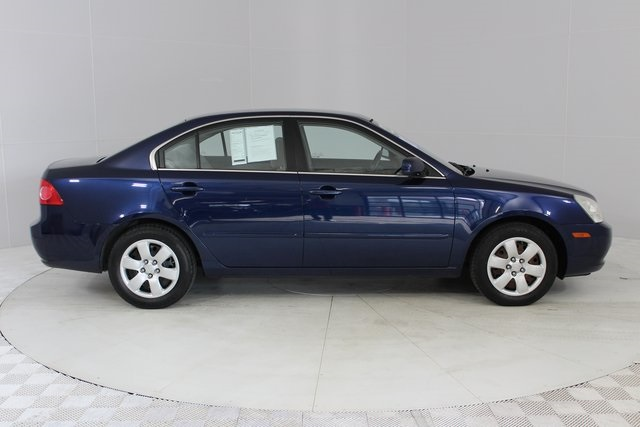 Certified Pre Owned 2007 Kia Optima EX 4D Sedan In Independence #K1668A |  Auto Direct By Cable Dahmer