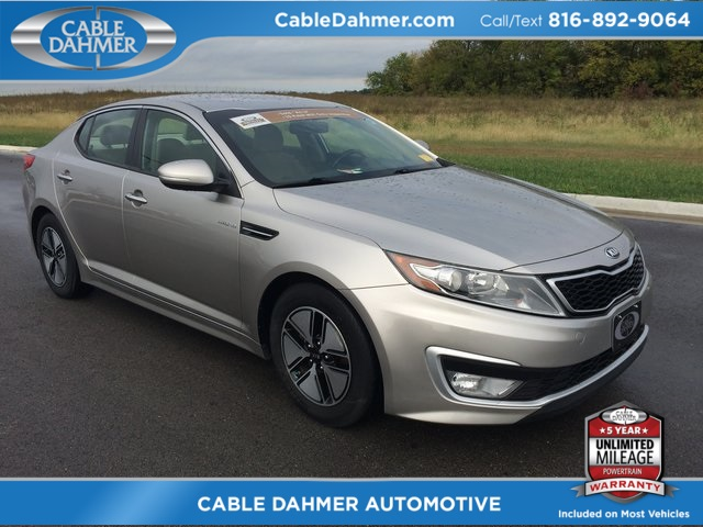 Attractive Pre Owned 2013 Kia Optima Hybrid EX