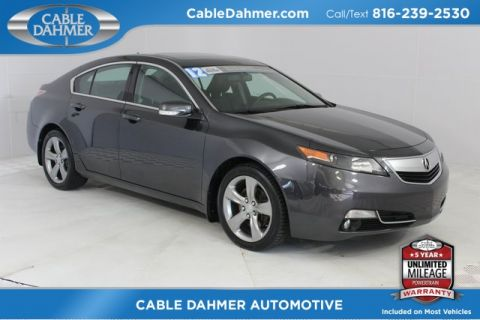 Certified Pre-Owned 2012 Acura TL SH-AWD