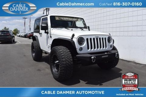 Pre-Owned 2013 Jeep Wrangler Sport