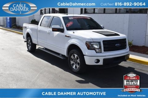 Pre-Owned 2014 Ford F-150 FX4