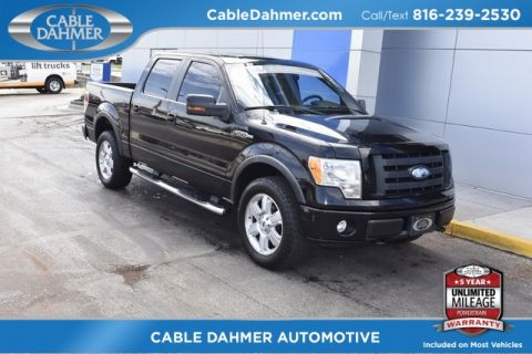 Pre-Owned 2009 Ford F-150 FX4