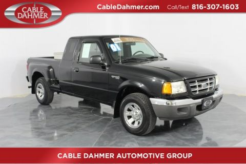 Certified Pre-Owned 2001 Ford Ranger XLT