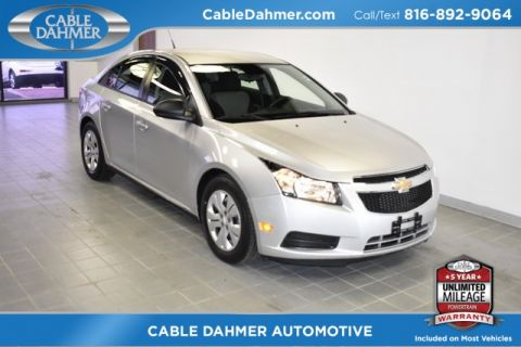 Certified Pre-Owned 2013 Chevrolet Cruze LS