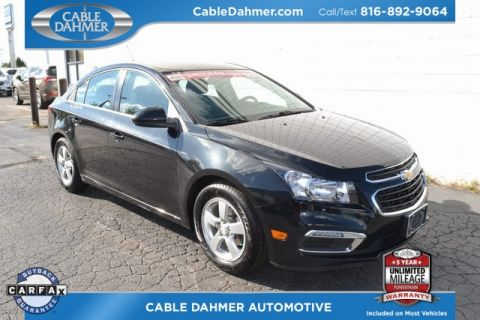 Certified Pre-Owned 2015 Chevrolet Cruze 1LT