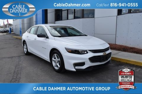 Pre-Owned 2018 Chevrolet Malibu LS FWD 4D Sedan