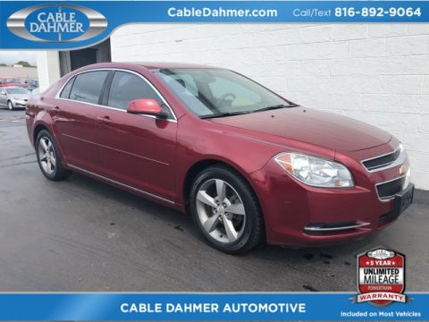 Certified Pre-Owned 2009 Chevrolet Malibu LT