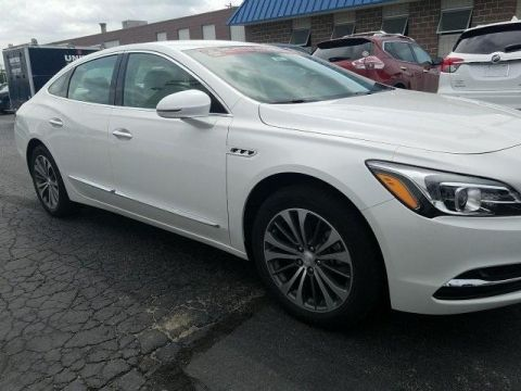 New 2019 Buick LaCrosse Essence