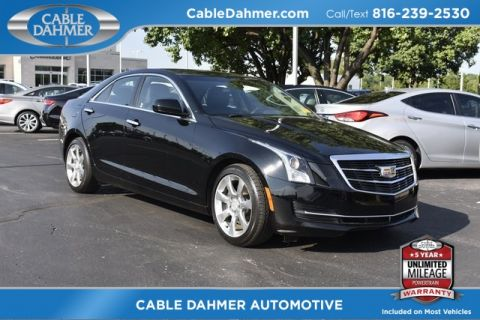 Certified Pre-Owned 2015 Cadillac ATS 2.5L