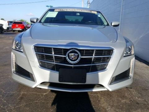 Pre-Owned 2014 Cadillac CTS Sedan AWD