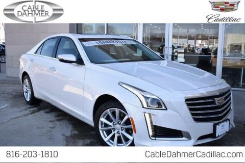New 2019 Cadillac CTS Sedan 2.0L Turbo