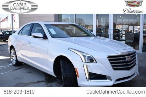 New 2019 Cadillac CTS Sedan 3.6L Luxury