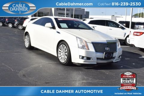 Certified Pre-Owned 2011 Cadillac CTS Performance