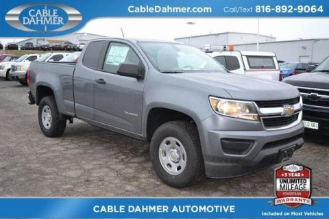 New 2019 Chevrolet Colorado 2WD Work Truck