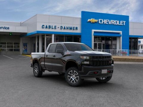 New 2019 Chevrolet Silverado 1500 Custom Trail Boss