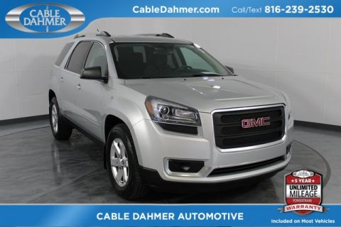 Pre-Owned 2015 GMC Acadia SLE-2
