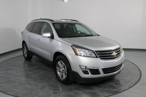 Pre-Owned 2017 Chevrolet Traverse LT FWD 4D Sport Utility