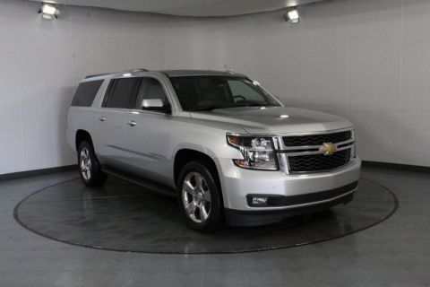 Pre-Owned 2016 Chevrolet Suburban LT With Navigation & 4WD