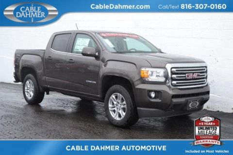 New 2019 GMC Canyon 4WD SLE